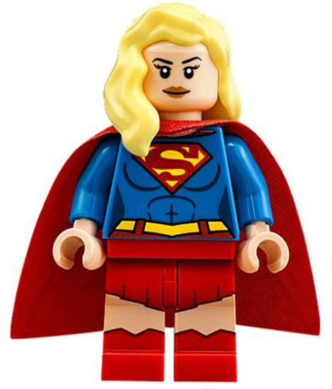 LEGO DC Supergirl Minifigure [Loose]