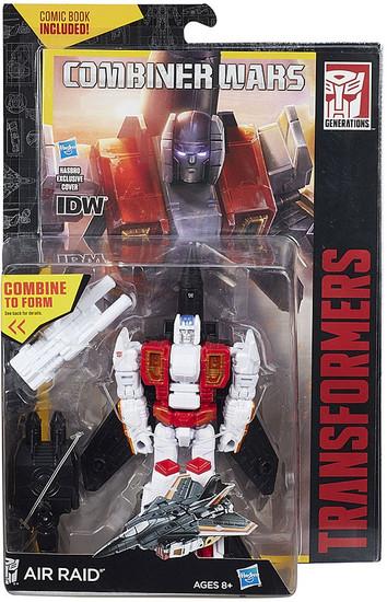 Transformers Generations Combiner Wars Air Raid Deluxe Action Figure [Aerialbot]
