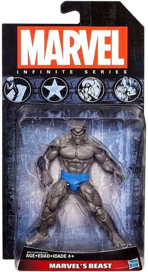 Marvel Avengers Infinite Series 4 Grey Beast Action Figure