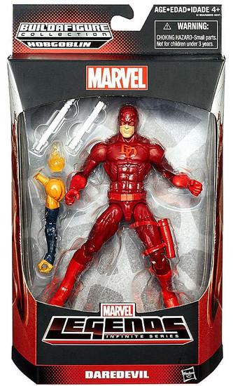 Spider-Man Marvel Legends Hobgoblin Series Daredevil Action Figure