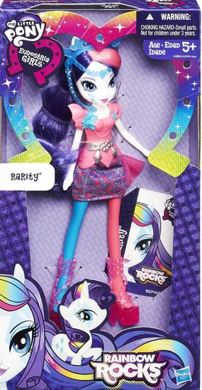My Little Pony Equestria Girls Rainbow Rocks Rarity Doll [Rainbow Rocks]