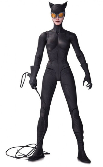 DC Designer Jae Lee Series 1 Catwoman Action Figure