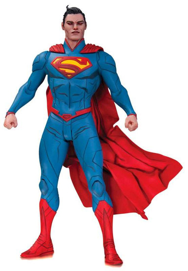 Designer Jae Lee Series 1 Superman Action Figure