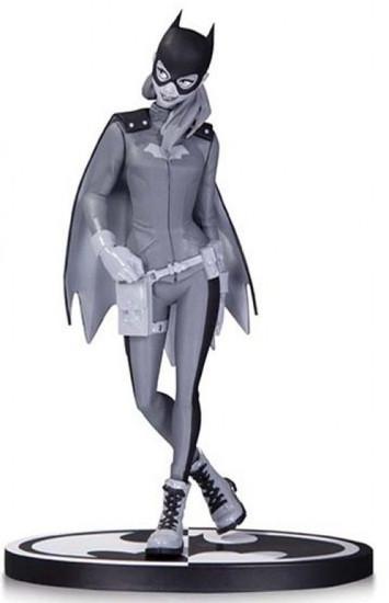 Batman Black & White Batgirl 7.25-Inch Statue [Babs Tarr]