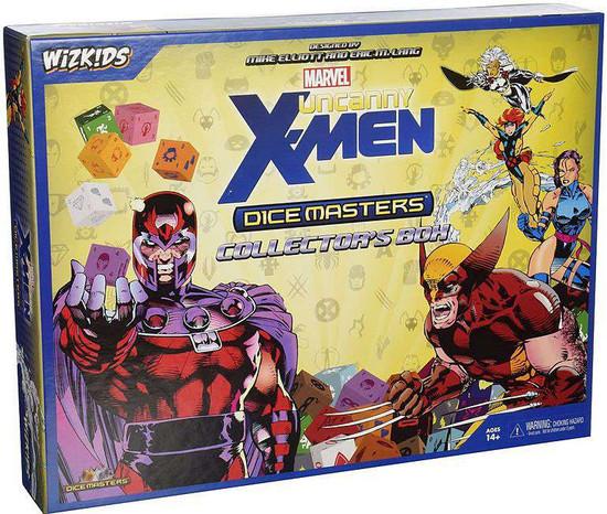 Marvel Dice Masters Uncanny X-Men Collector's Box