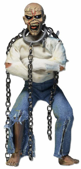 NECA Iron Maiden Piece of Mind Eddie Clothed Action Figure [Piece of Mind]