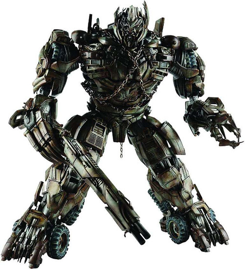 """Transformers Megatron 18.5-Inch 18.5"""" Collectible Figure"""