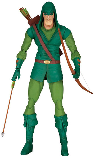DC Icons Green Arrow Action Figure [Longbow Hunters]