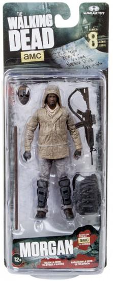 McFarlane Toys The Walking Dead AMC TV Series 8 Morgan Jones Action Figure