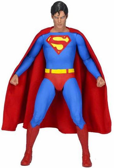 NECA DC Quarter Scale Superman Action Figure [Christopher Reeve]