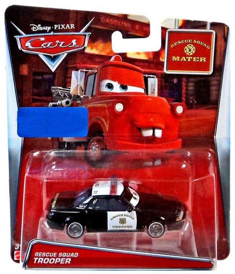 Disney / Pixar Cars Rescue Squad Trooper Exclusive Diecast Car
