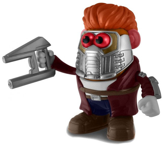 Marvel Guardians of the Galaxy Pop Taters Star-Lord 6-Inch Mr. Potato Head