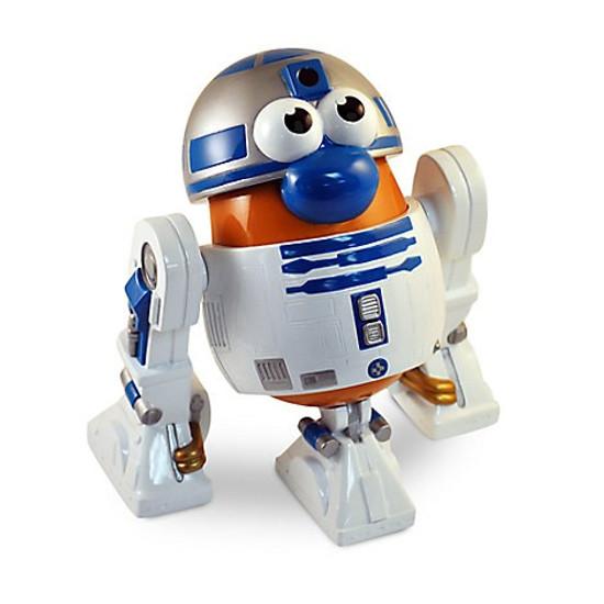 Star Wars Pop Taters R2-D2 6-Inch Mr. Potato Head