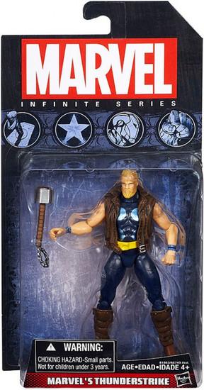 Marvel Avengers Infinite Series 5 Thunderstrike Action Figure