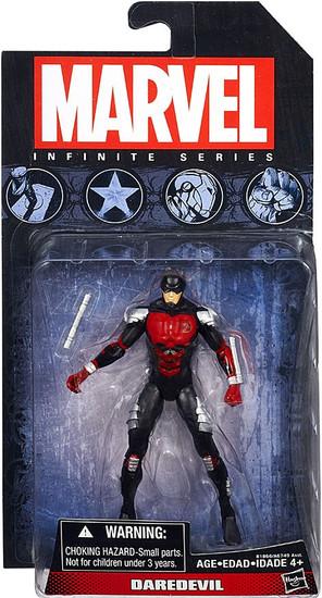 Marvel Avengers Infinite Series 5 Daredevil Action Figure [Armored]