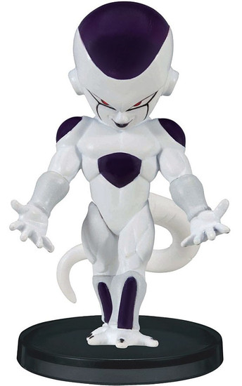 Dragon Ball Z WCF Series 2 Frieza 2.5-Inch Collectible Figure [4th Transformation]