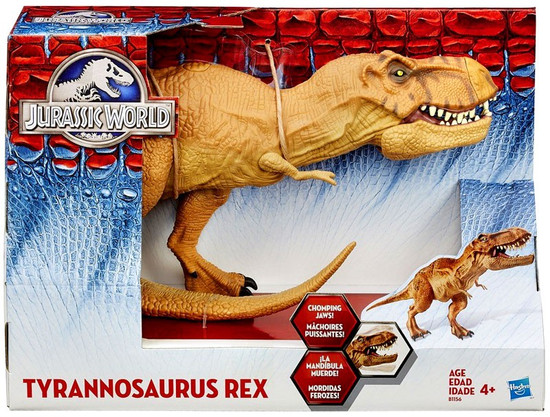 Jurassic World Tyrannosaurus Rex Action Figure [Chomping Jaws!]