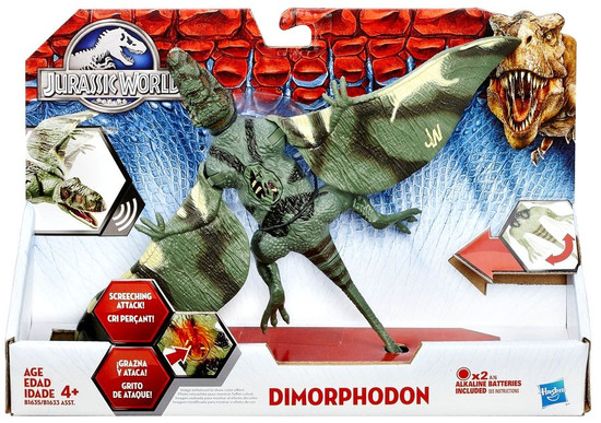 Jurassic World Growler Dimorphodon Action Figure