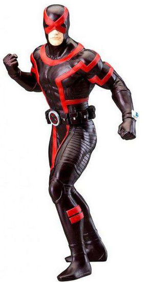 Marvel X-Men ArtFX + Cyclops Statue