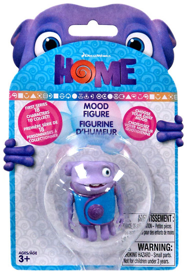 Home Fascinated 2-Inch Mood Figure