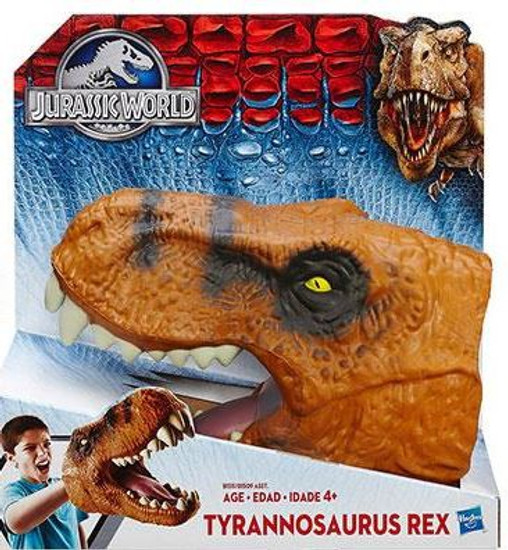 Jurassic World Chomping T-Rex Gauntlet Roleplay Toy