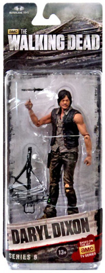 McFarlane Toys The Walking Dead AMC TV Series 6 Daryl Dixon Action Figure