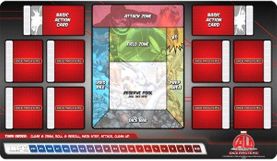 Age of Ultron Marvel Dice Masters Playmat