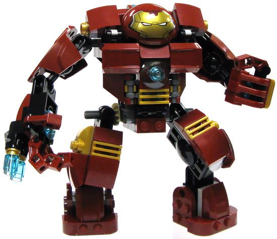 LEGO Marvel Super Heroes Hulk Buster Minifigure [Age of Ultron Loose]