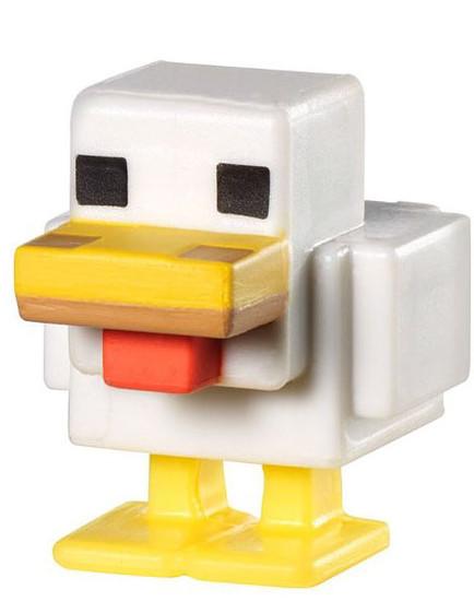 Minecraft Stone Series 2 Chicken 1-Inch Mini Figure [Loose]