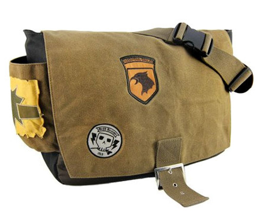 Team Fortress 2 Buff Banner Messenger Bag
