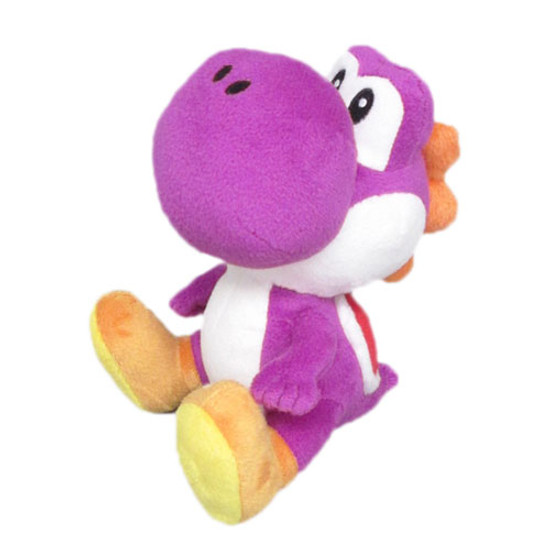 Super Mario Bros Yoshi 8-Inch Plush [Purple]