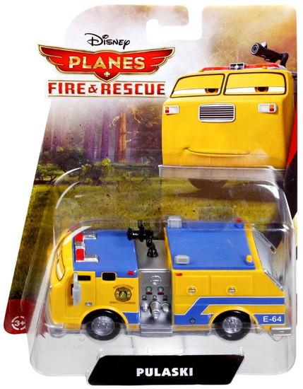 Disney Planes Fire & Rescue Pulaski Diecast Vehicle