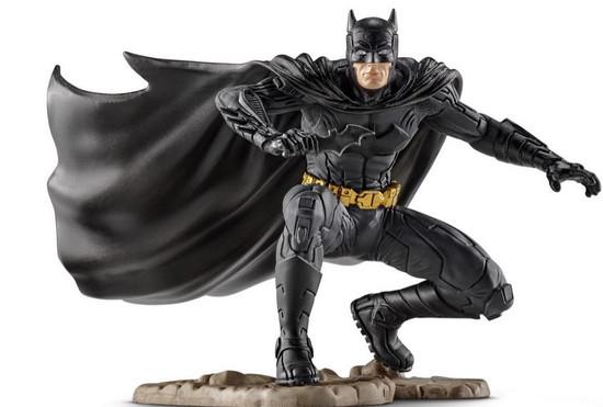 Justice League Batman Mini Figure [Kneeling]