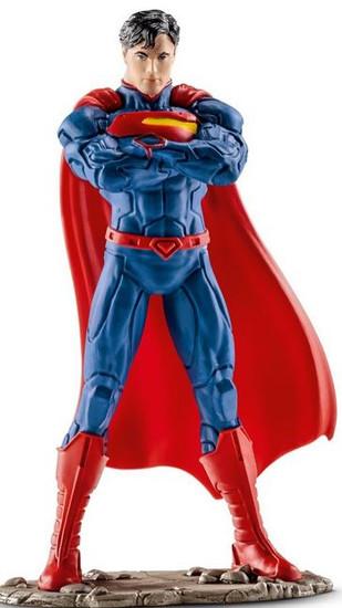 Justice League Superman Mini Figure [Standing]