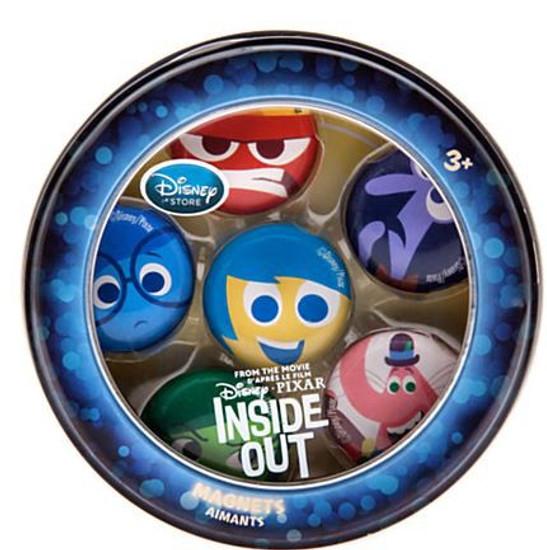 Disney / Pixar Inside Out Exclusive Magnet Set