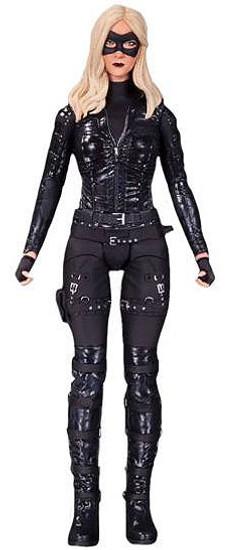 DC Arrow Black Canary Action Figure [Laurel Lance]