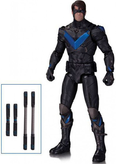 Batman Arkham Knight Nightwing Action Figure