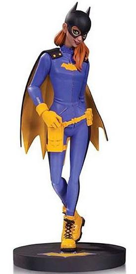 Batman Batgirl 12.5-Inch Statue [Babs Tarr]
