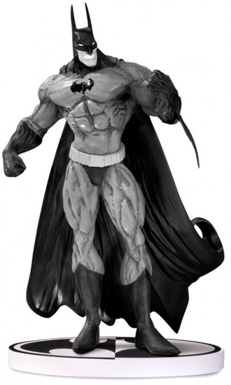 Black & White Batman 7.5-Inch Statue [Simon Bisley 2nd Edition]