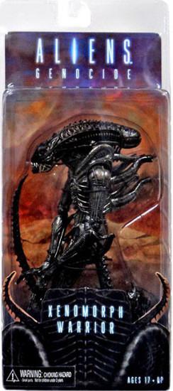 NECA Aliens Series 5 Black Genocide Warrior Action Figure
