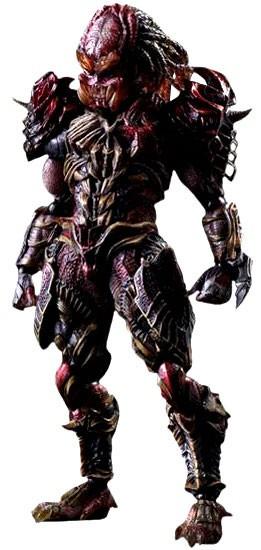 Play Arts Kai Variant Predator Action Figure