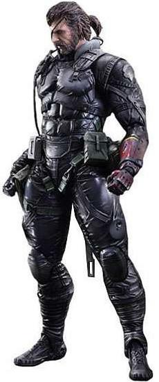 Metal Gear Solid V: The Phantom Pain Play Arts Kai Venom Snake Action Figure [Sneaking Suit Version]