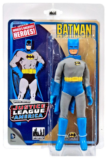 DC Justice League of America World's Greatest Heroes! Batman Action Figure