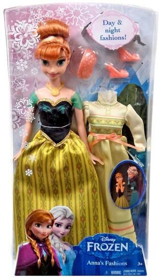 Disney Frozen Anna's Fashions 11-Inch Doll