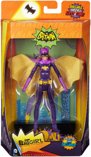Batman 1966 TV Series Series 2 Batgirl Exclusive Action Figure