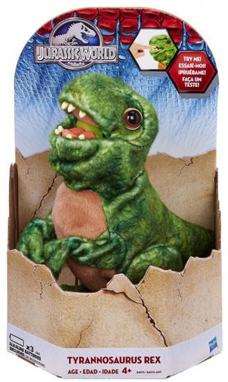 Jurassic World Hatchlings TYRANNOSAURUS REX Deluxe Plush
