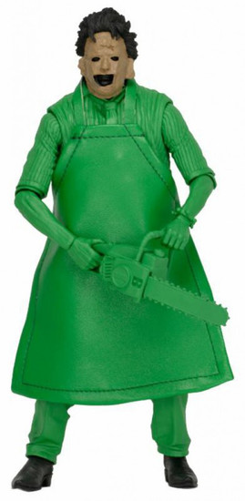 NECA The Texas Chainsaw Massacre Leatherface Clothed Action Figure [Classic Video Game]