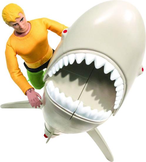 DC Retro Aquaman Vs. The Great White Shark Retro Action Figure