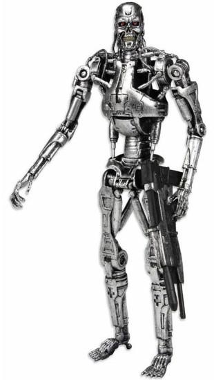 NECA Terminator T-800 Endoskeleton Action Figure [Classic Terminator]