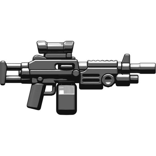 BrickArms M249 SAW PARA 2.5-Inch [Black]